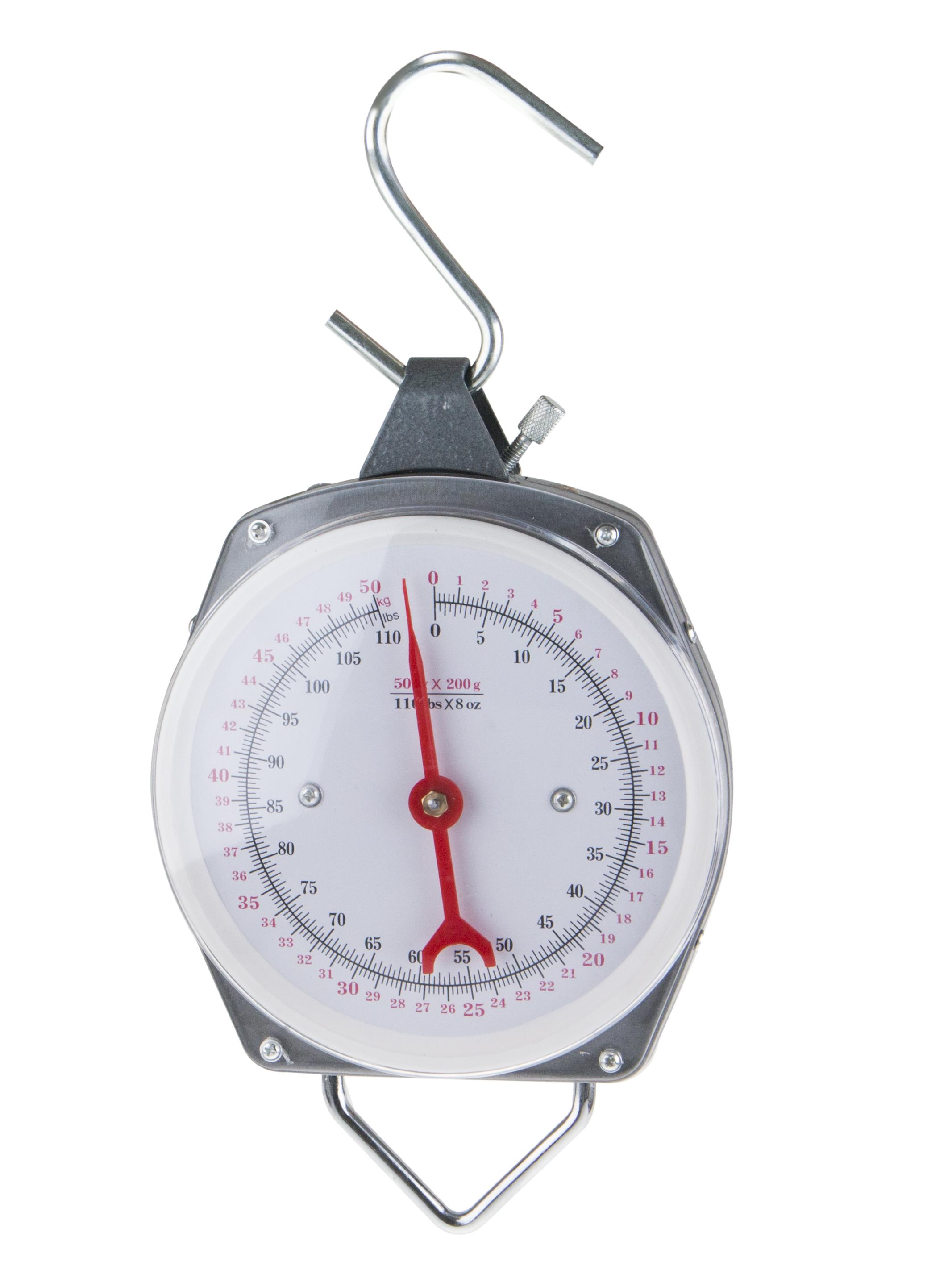 Mincíř 50kg analogový
